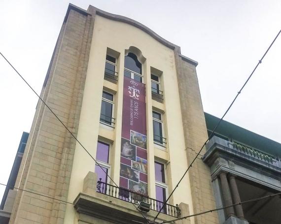 Banderola Real Casino de Tenerife