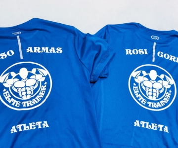 Camisetas Elite Trainer