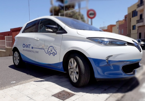 Coches Chint Electric