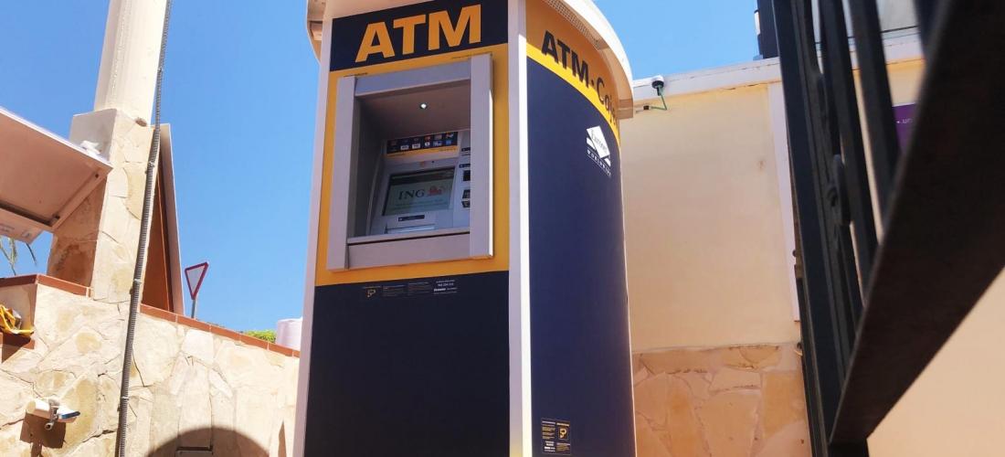 Cajeros ATM Euronet