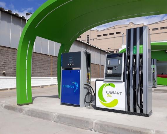 Estaciónes de servicio Canary Oil