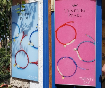 Enmarcados Tenerife Pearl