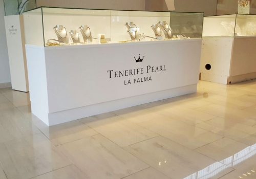 Expositor Tenerife Pearl