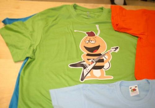 Camisetas Maya